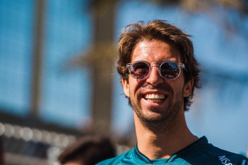 Félix da Costa estreia-se nas 24 Horas de Le Mans