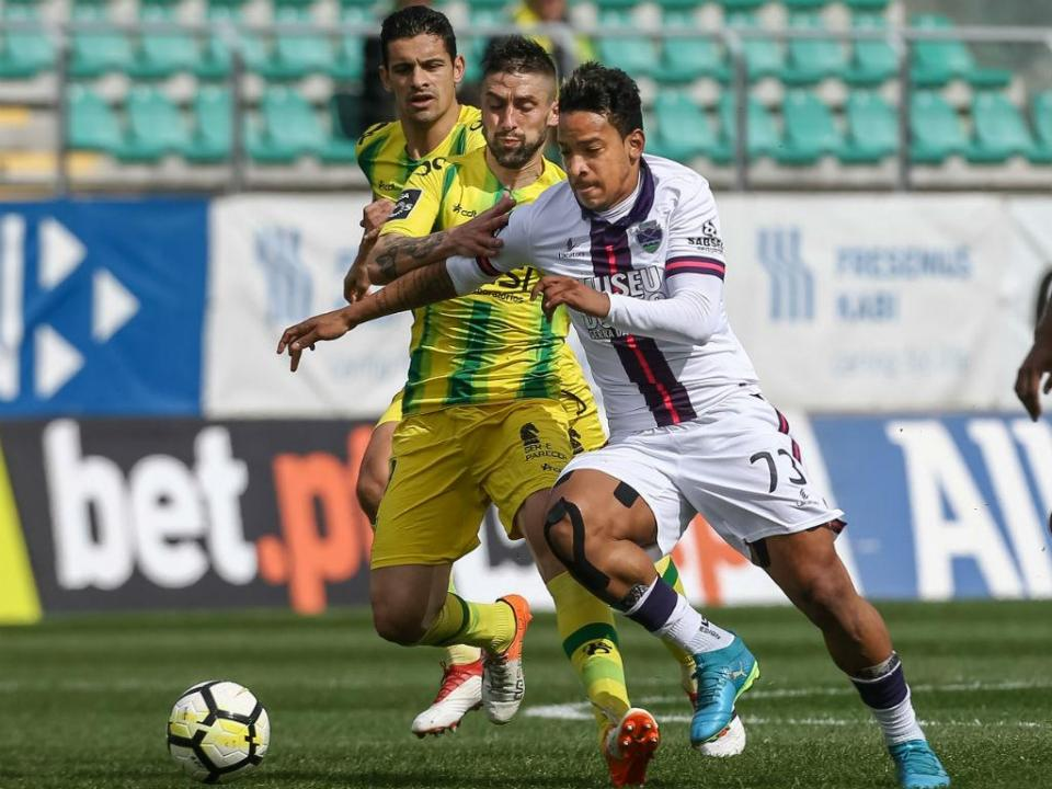 Tondela-Chaves, 2-0 (crónica)