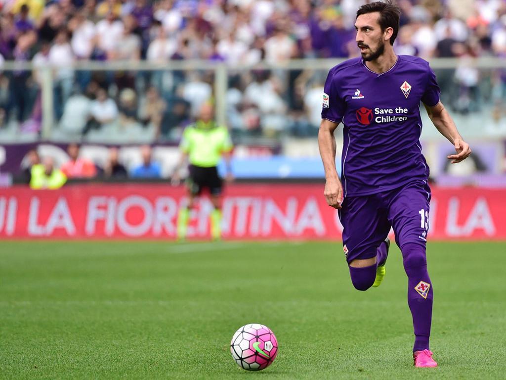 Fiorentina muda nome do centro de treinos em homenagem a Astori