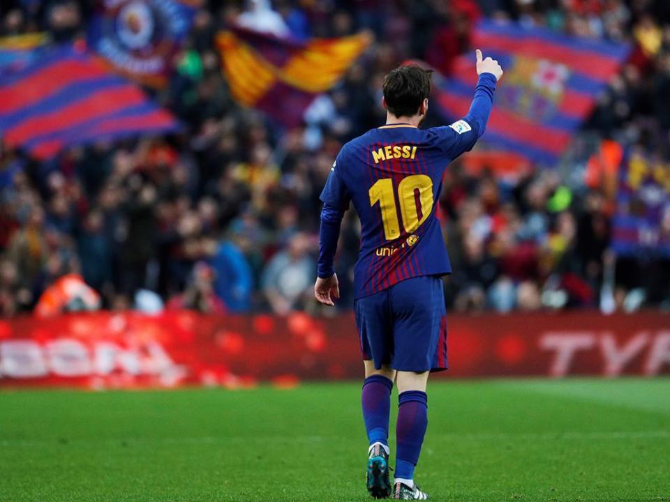 Messi: «Final Espanha-Argentina? Assinava sem pensar»