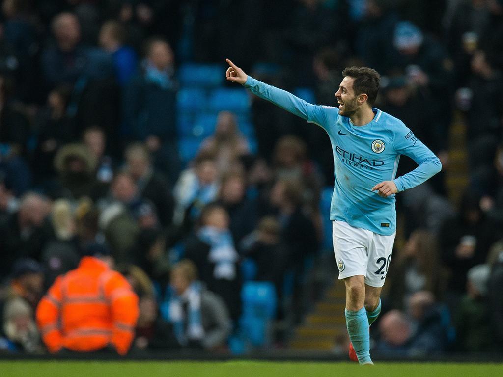 Bernardo Silva: «Só pensamos em ganhar a Premier League»