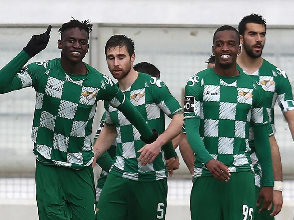 Moreirense-Paços Ferreira, 2-0 (crónica)
