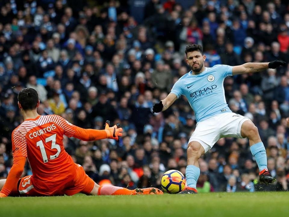 Agüero ultrapassa os 200 golos pelo Manchester City