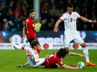 Freiburg-Bayern Munique (Reuters)