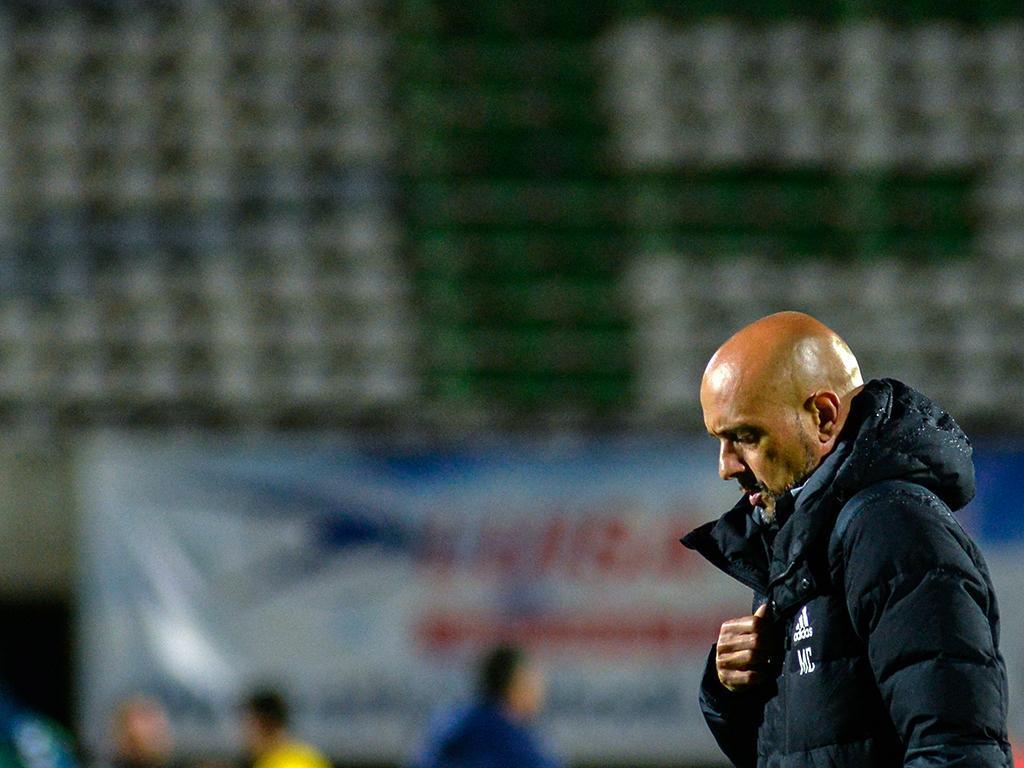 Miguel Cardoso: «O mais importante é não lamentar o que não conseguimos»
