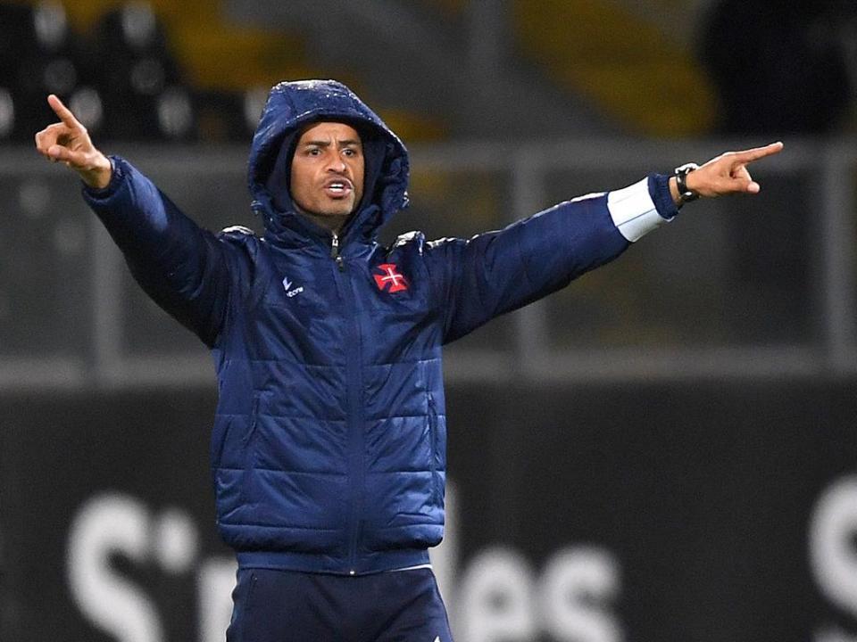 Silas anuncia um Belenenses com «valentia e atrevimento» frente ao FC Porto