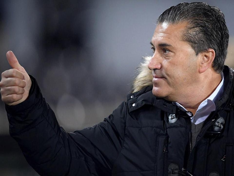 José Peseiro: «Prefiro ganhar 5-4 a 1-0, mas neste momento...»