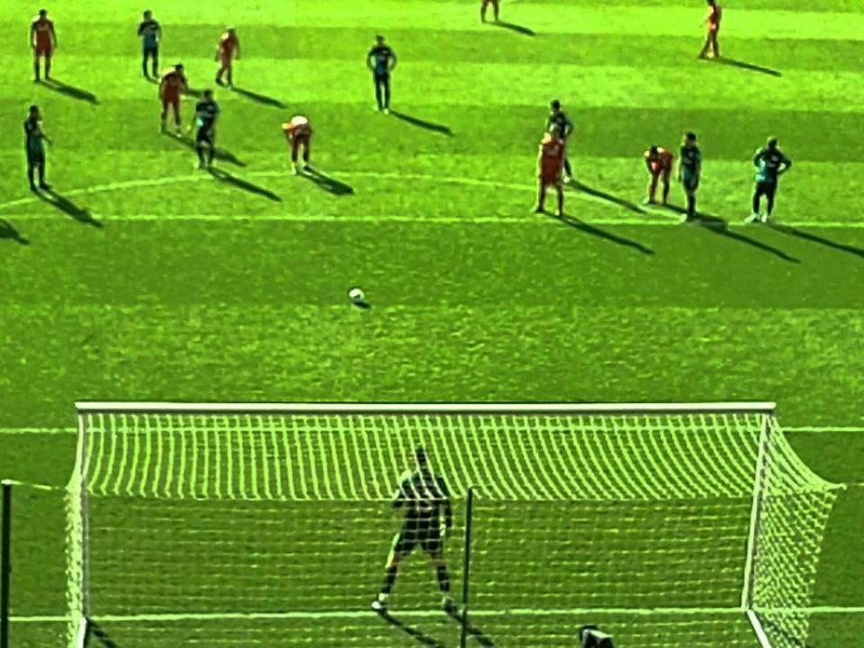 Szczesny: o penálti a dois tempos que cala de vez Arsène Wenger