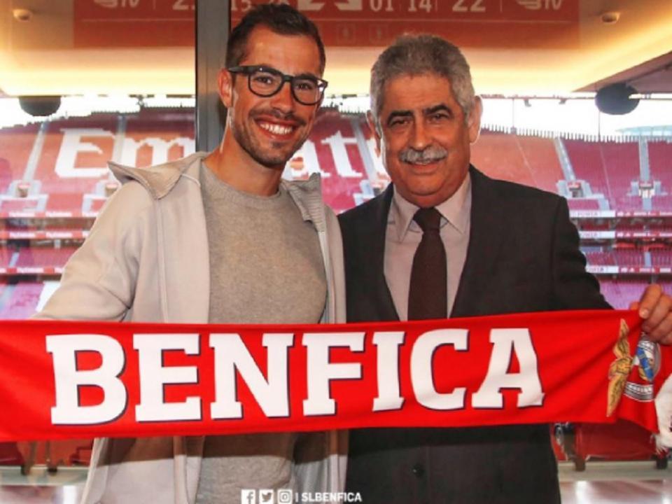 Canoagem: Fernando Pimenta assina pelo Benfica