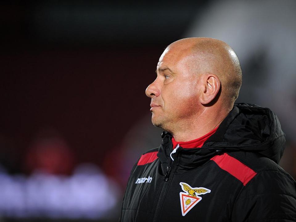 José Mota e o Estoril: «Vai ser um jogo muito intenso»