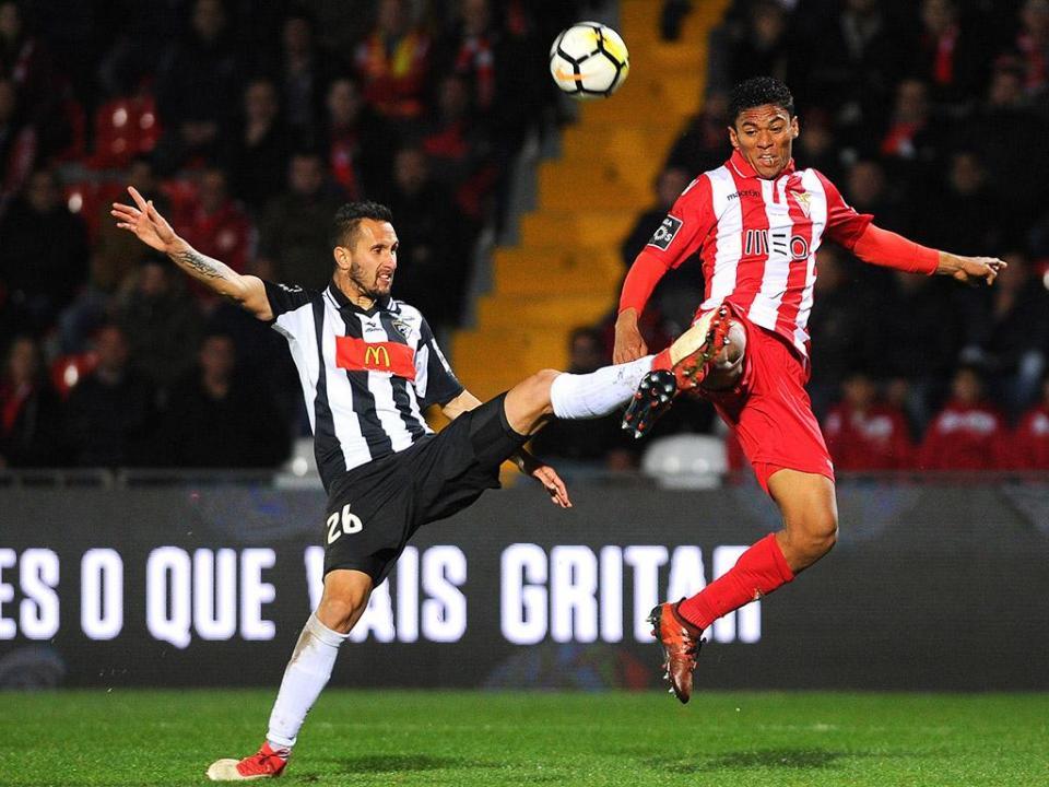 Desp. Aves-Portimonense, 3-0 (crónica)