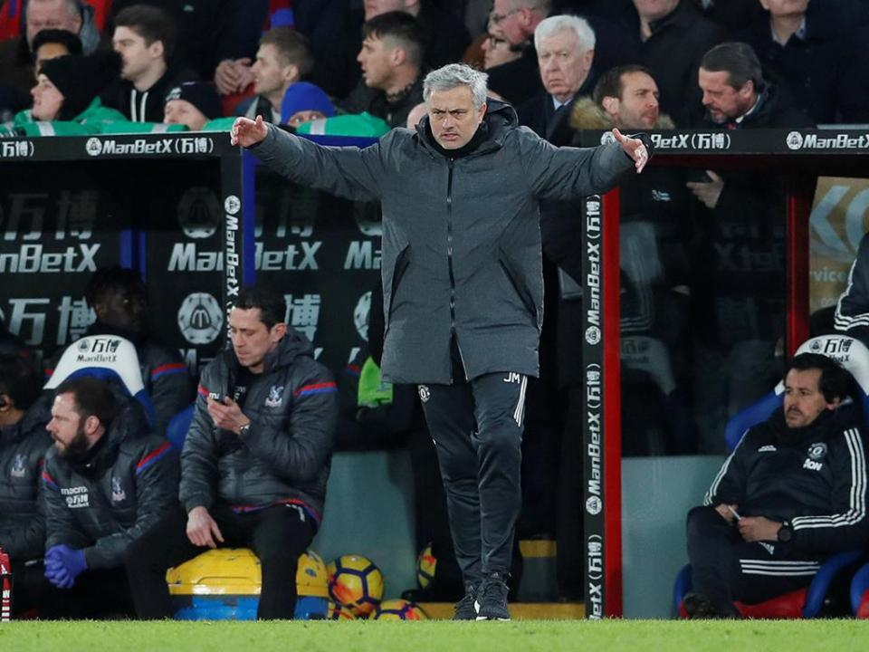 Mourinho: «O segundo golo foi uma desgraça, infantil, e mudou tudo»