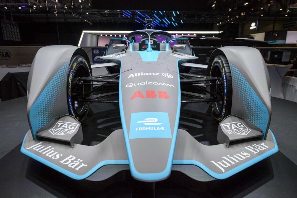 Fórmula E já tem calendário (provisório) de 13 corridas para 2018/19