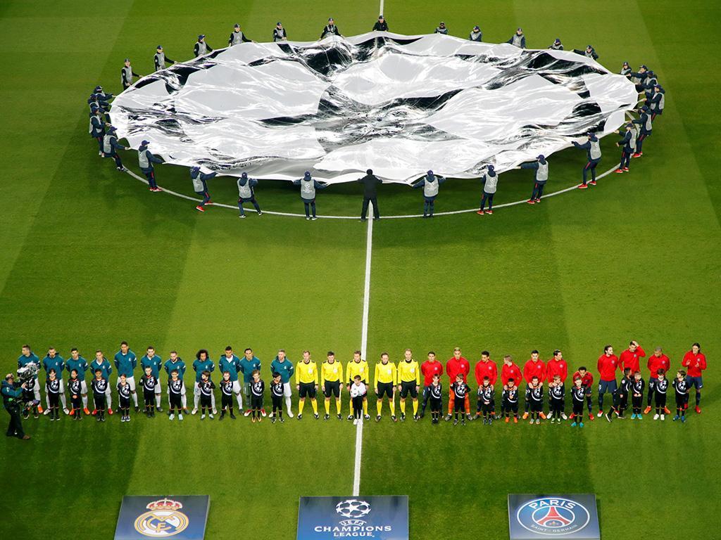 UEFA abre processo disciplinar ao PSG