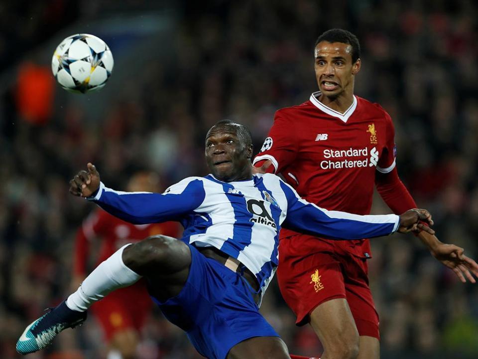Liverpool: Matip só volta na próxima época