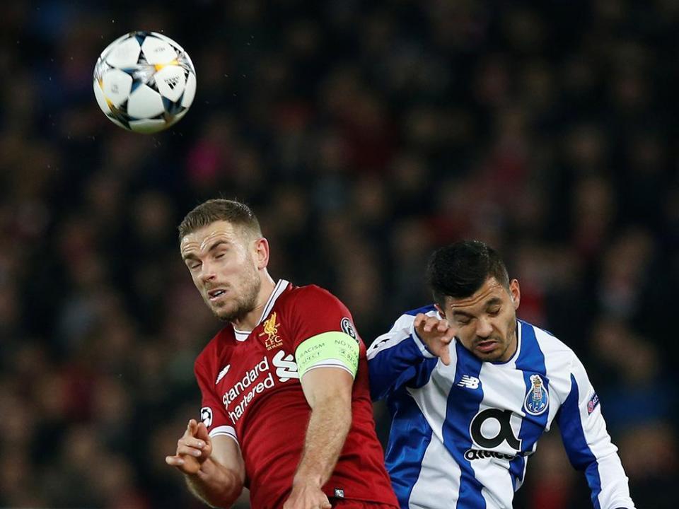 OFICIAL: Jordan Henderson renova pelo Liverpool