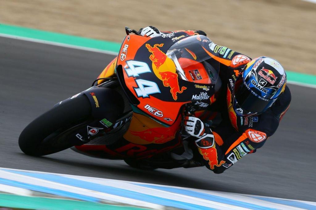 Moto2: Miguel Oliveira começa em 9.º em Jerez