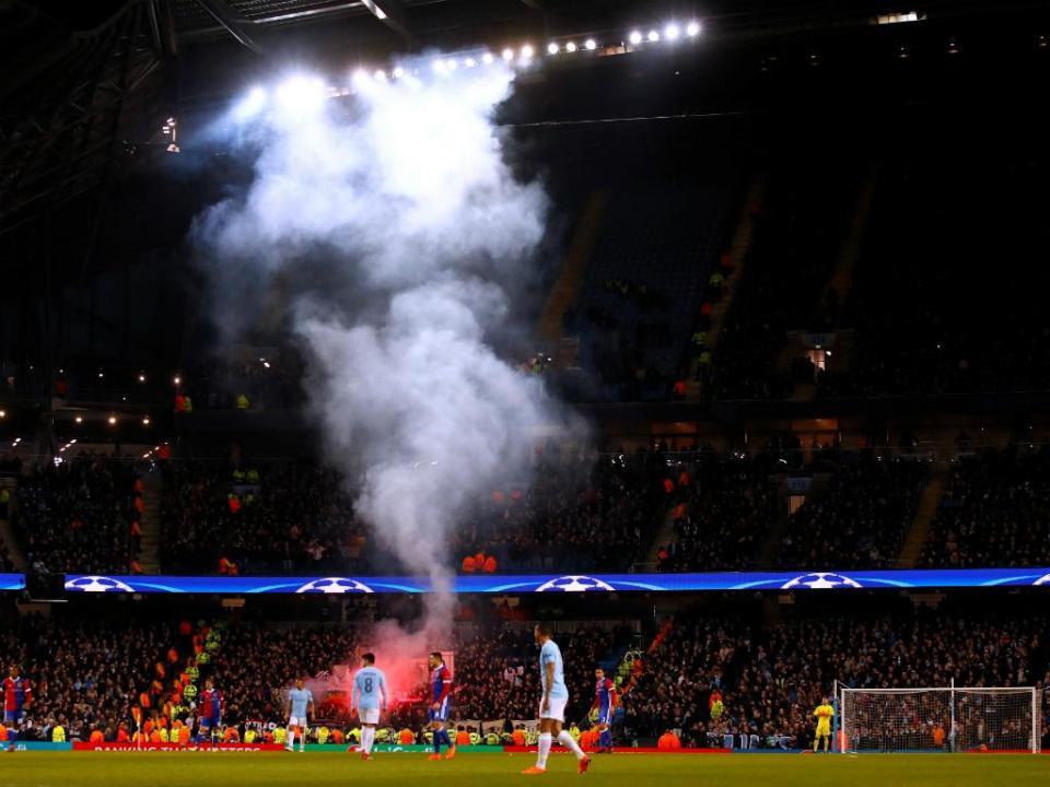 Wicky. «É especial para nós vencer o Manchester City»