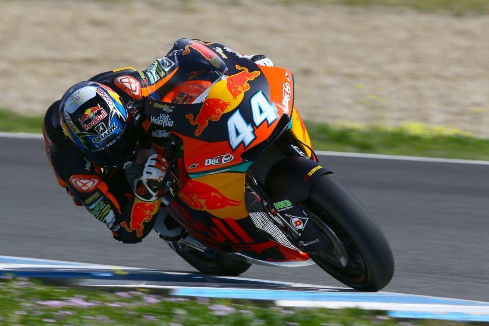 Moto2: Miguel Oliveira é o segundo melhor no primeiro dia