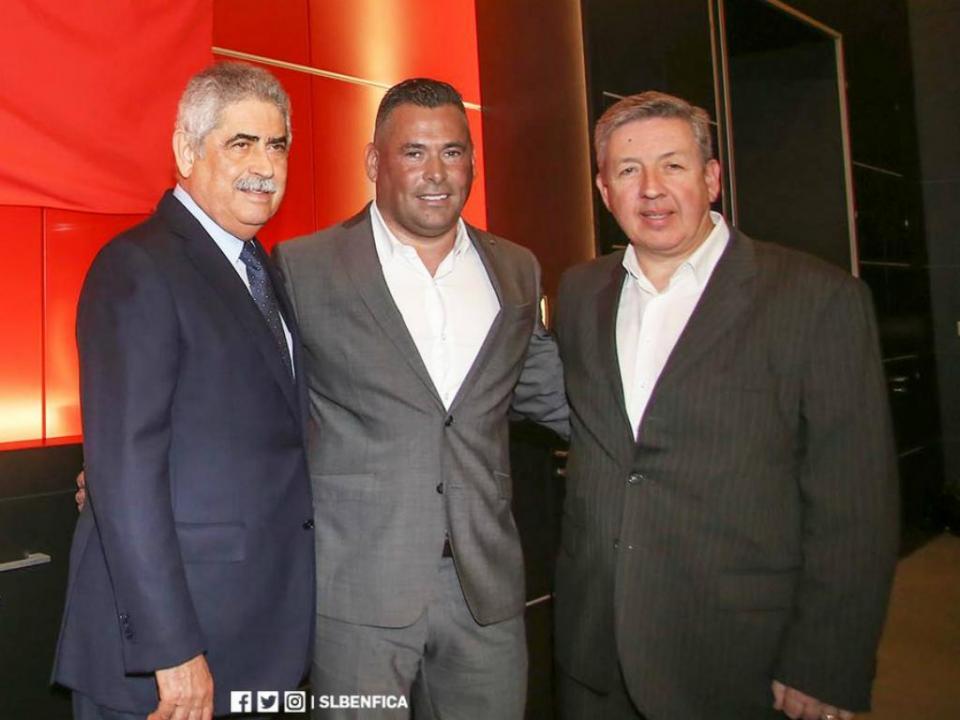 Benfica anuncia treinador para o futebol feminino