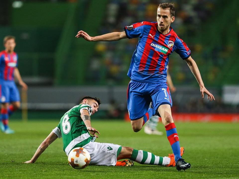 Sabe que jogadores do Sporting mais assustam o Plzen?