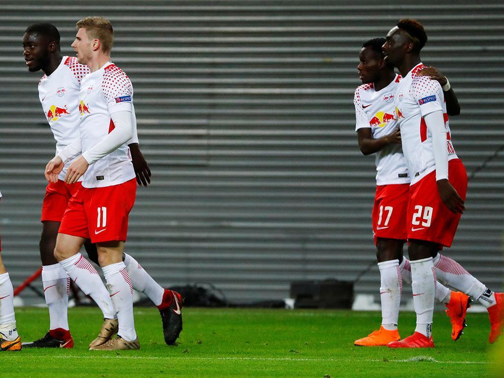 RB Leipzig falha aproximação à zona Champions, e vaga europeia está sob ameaça