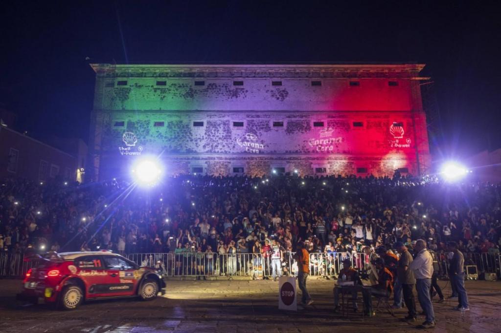 Rali do México: Neuville no comando da prova