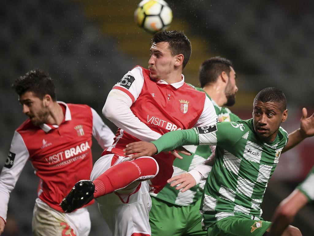 Sp. Braga-Moreirense, 3-0 (crónica)