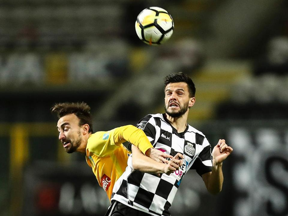 Boavista-Estoril, 1-0 (resultado final)