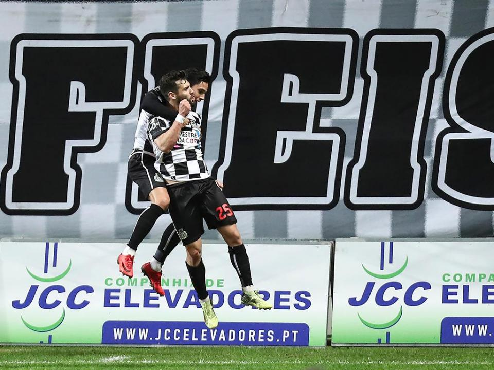 VÍDEO: o penálti de David Simão, que deu a vitória ao Boavista frente ao Estoril