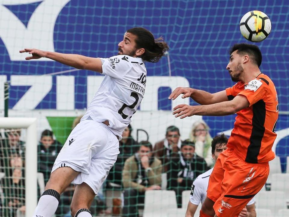 Portimonense-V. Guimarães, 2-1 (destaques)