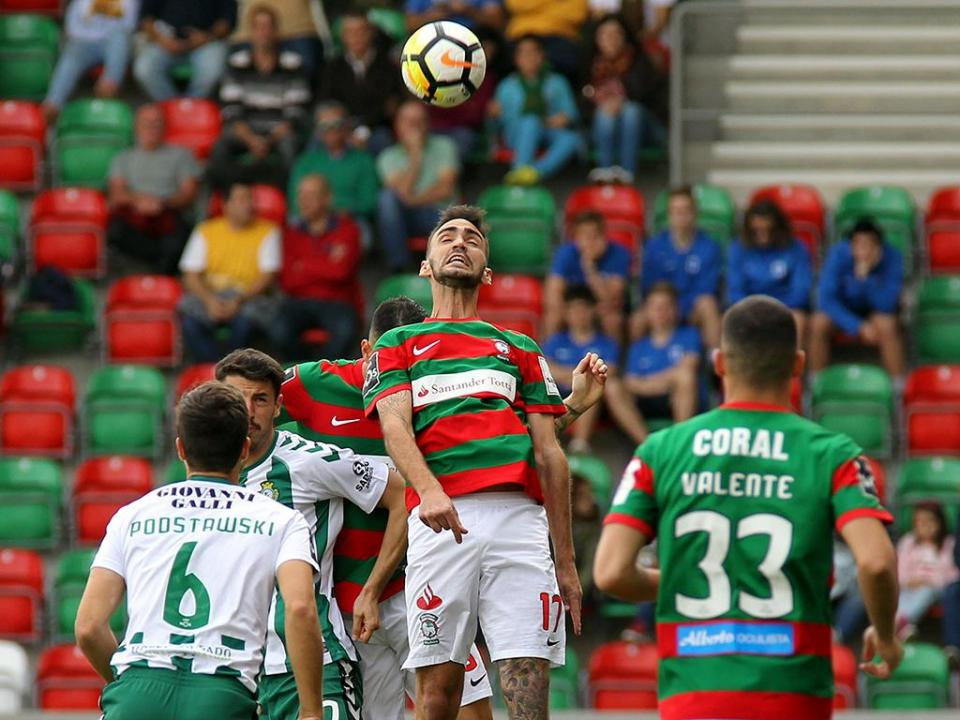 Marítimo-V. Setúbal, 4-2 (resultado final)