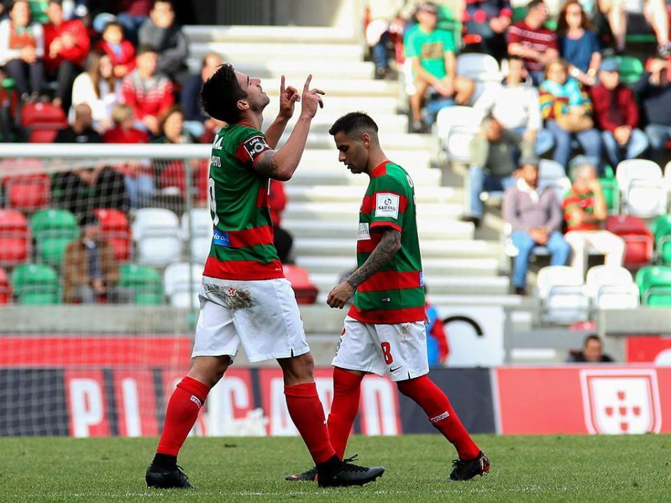 Rodrigo Pinho: «Fiz 11 golos na última época, a ideia é passar»