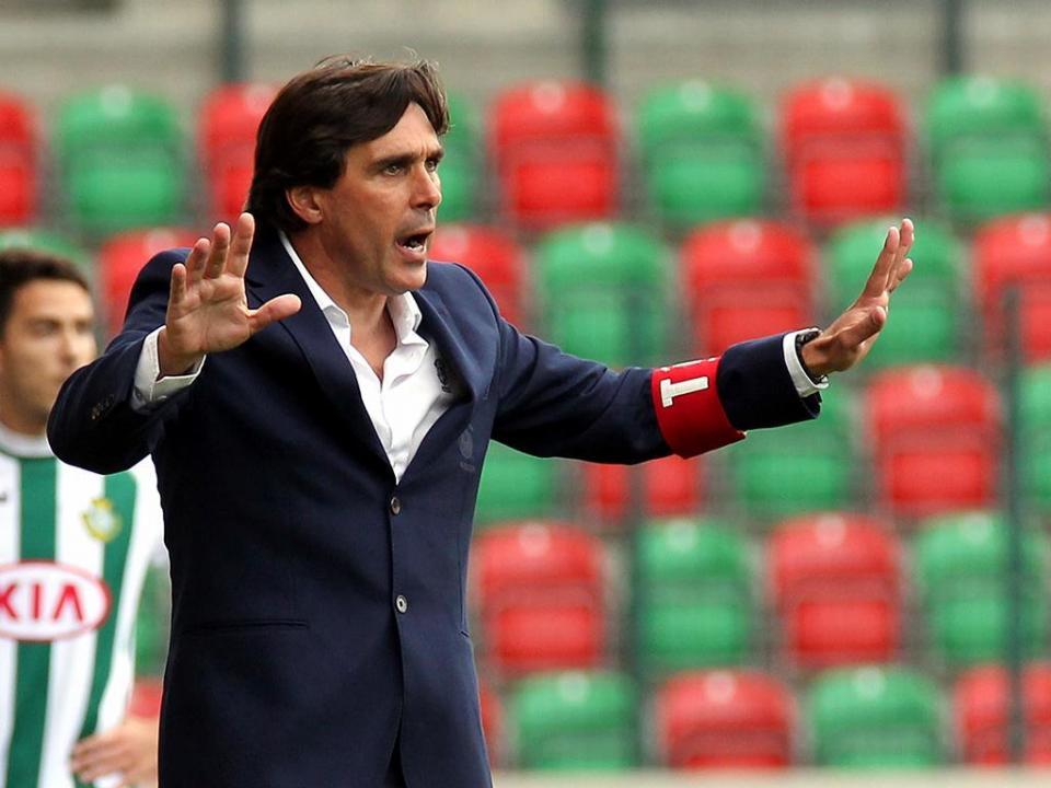 Marítimo diz que Ramos tem «pouca ou nenhuma vontade» de continuar