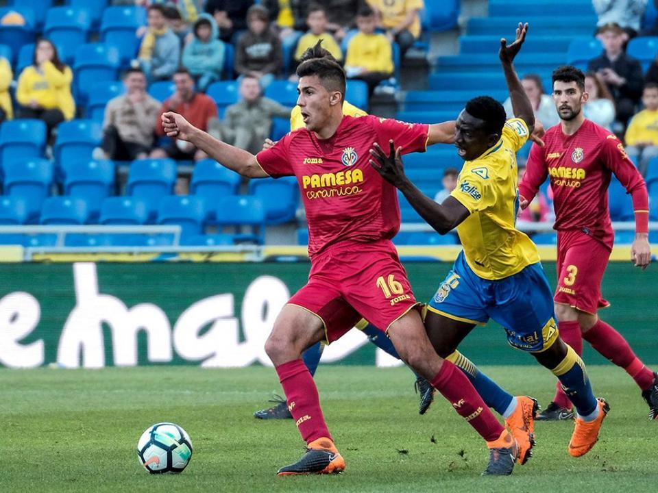 Villarreal passa nas Canárias e afunda Las Palmas