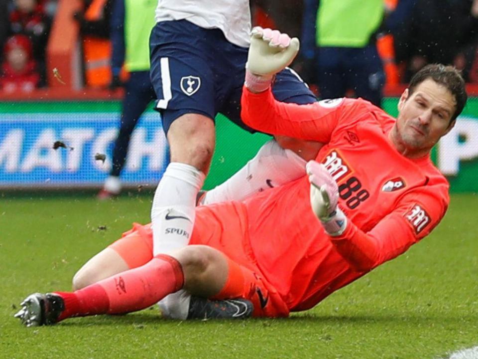 FOTO: a impressionante lesão de Harry Kane