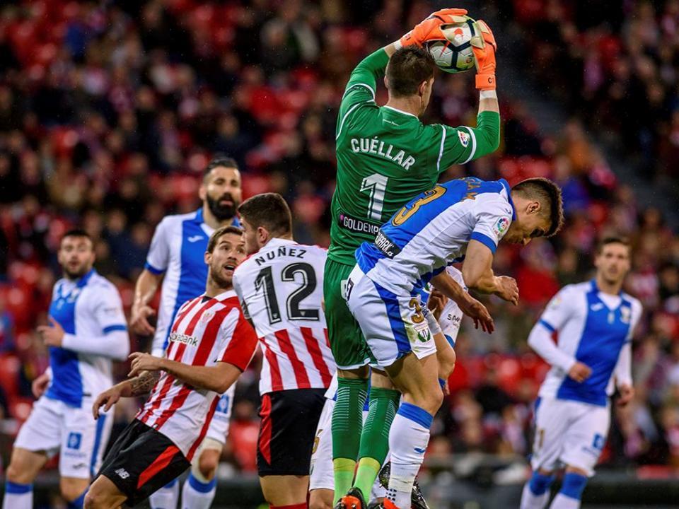 Raúl Garcia bisa e dá triunfo ao Athletic Bilbao frente ao Leganés