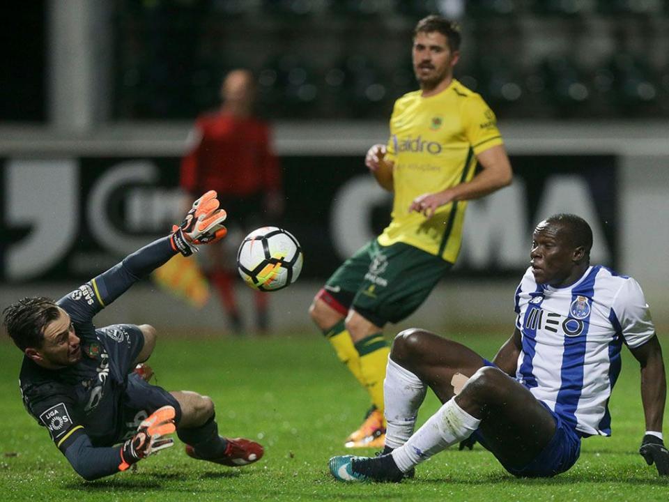 P. Ferreira-FC Porto, 1-0 (destaques)