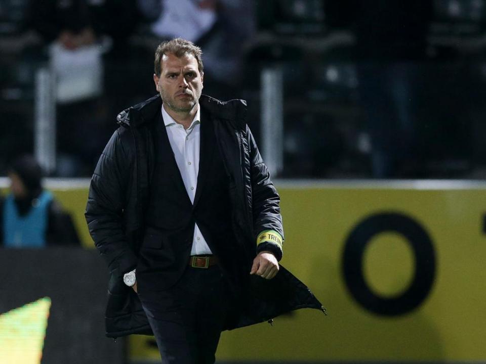 OFICIAL: João Henriques é o novo treinador do Santa Clara