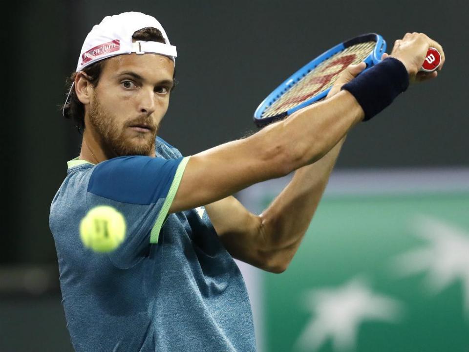 Ranking ATP: João Sousa cai uma posição