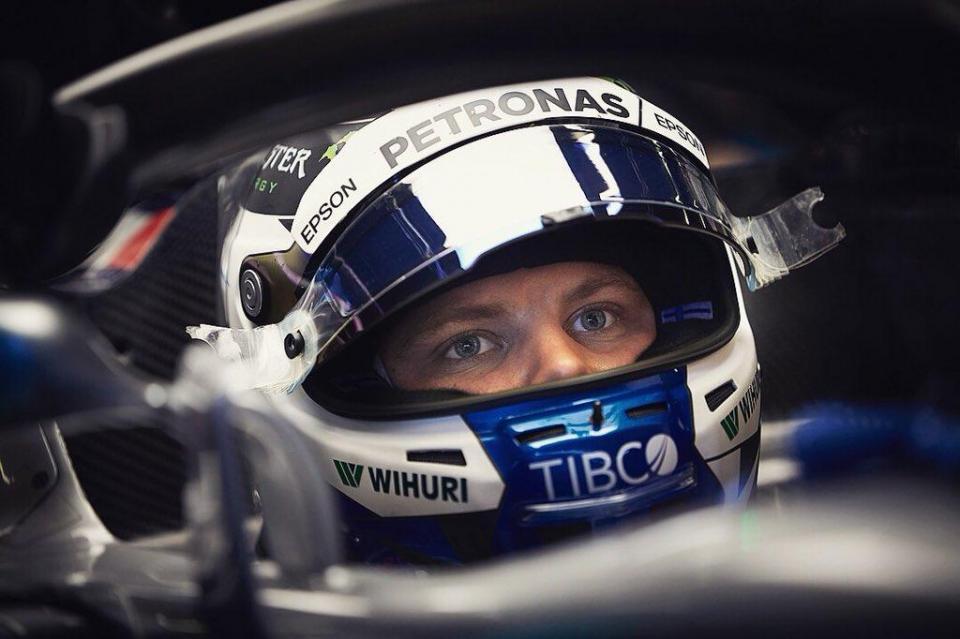 Valtteri Bottas confiante no novo Mercedes