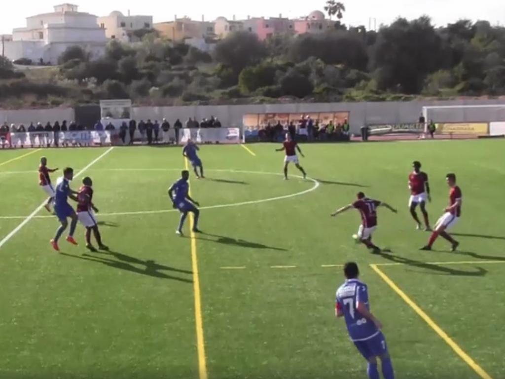 VÍDEO: golo antes do meio campo dá vitória ao Oriental