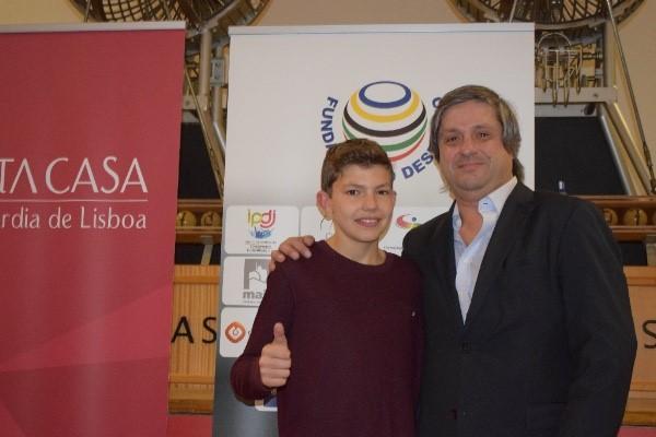Kiko Maria aposta no European Talent Cup