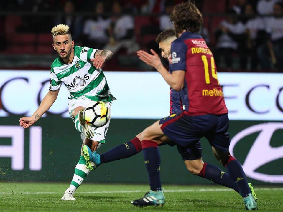 Sporting: Miguel Cardoso quer Rúben Ribeiro no Nantes