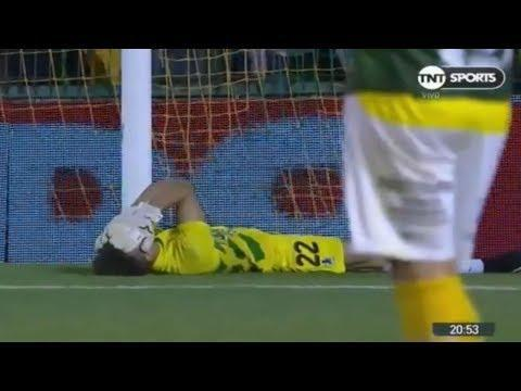 VÍDEO: sofre golo do empate nos descontos e desata a chorar