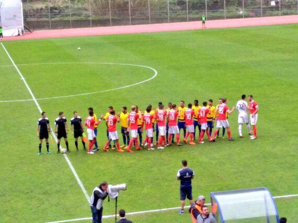 II Liga: Keaton Parks bisa na goleada do Benfica B na Madeira