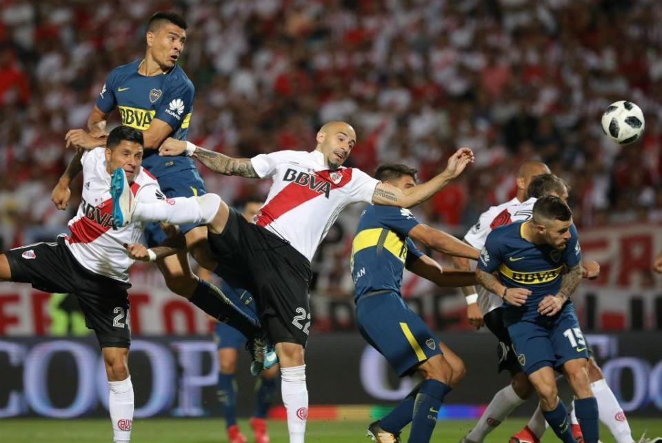 O arrepiante vídeo sobre a «inexplicável» final da Libertadores