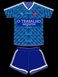 Belenenses, 1989 (final Taça de Portugal)