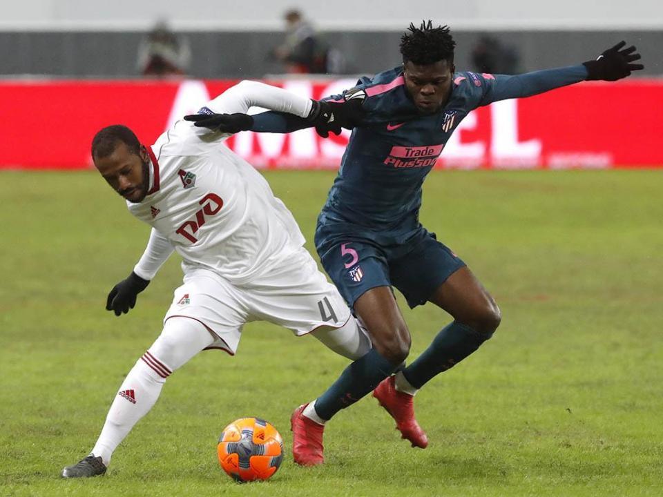 Atenção FC Porto: Manuel Fernandes marca na vitória ao Lokomotiv