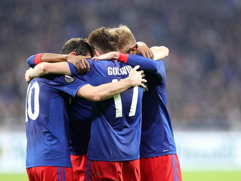 LE: CSKA dá a volta e deixa Anthony Lopes pelo caminho